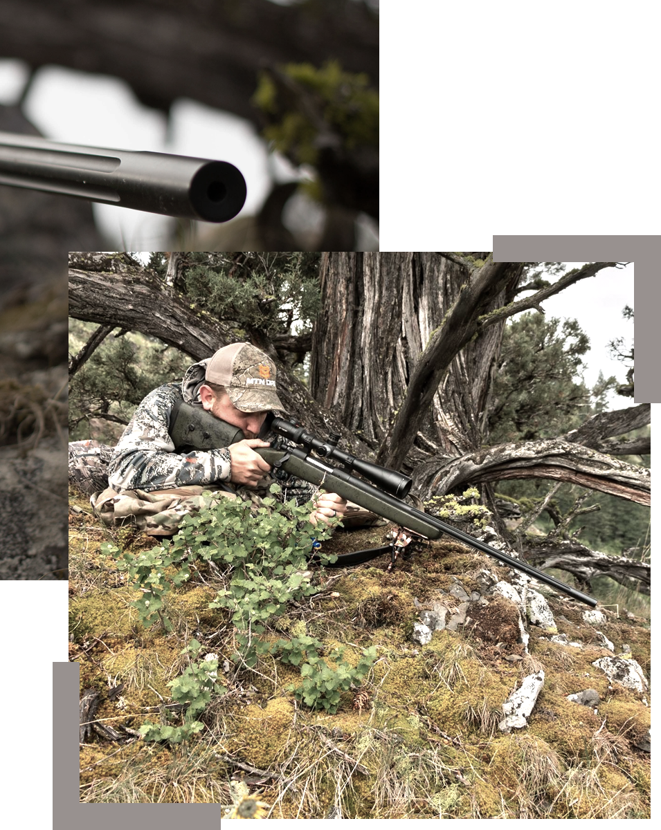 r bros custom rifles hunting competition tactical rifles